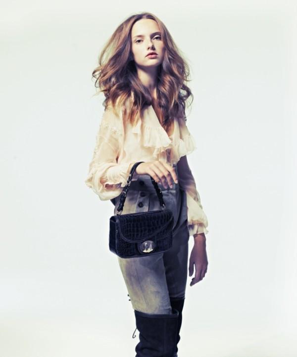 Photo of model Veronika Voskarova - ID 319443