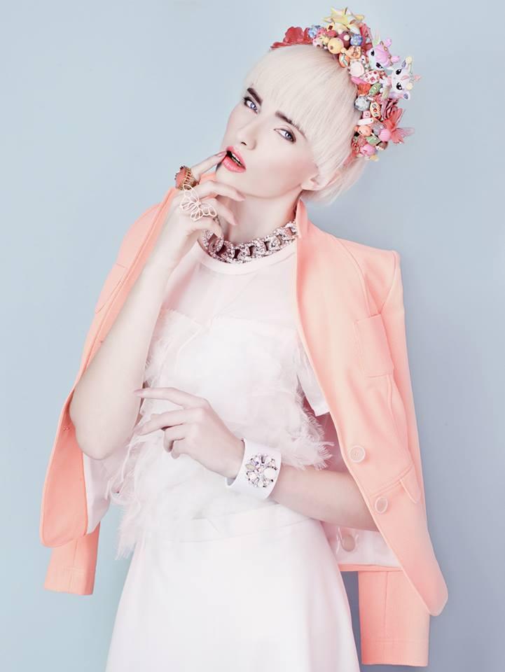 Photo of model Veronika Voskarova - ID 453436