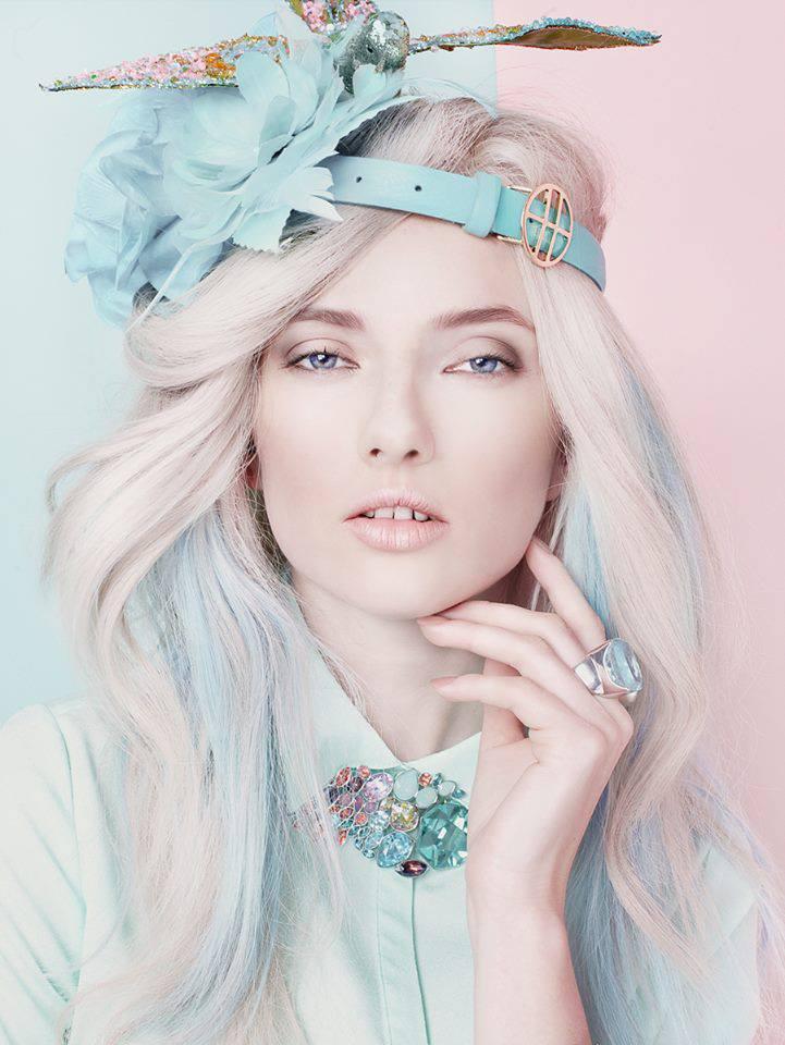Photo of model Veronika Voskarova - ID 453440
