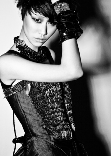 Photo of model Christy Huang - ID 344605