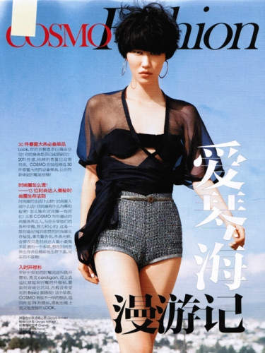 Photo of model Christy Huang - ID 344610