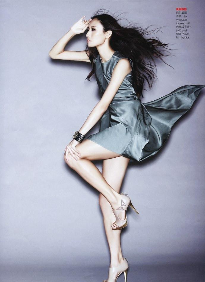 Photo of model Jill Chiu - ID 320989