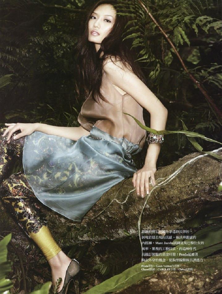 Photo of model Jill Chiu - ID 320993