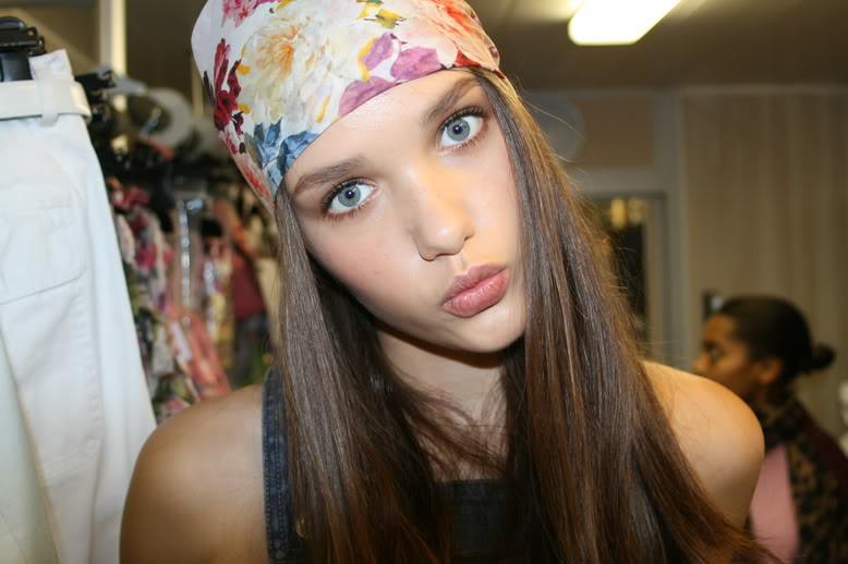 Photo of model Julia Turenkova - ID 328144