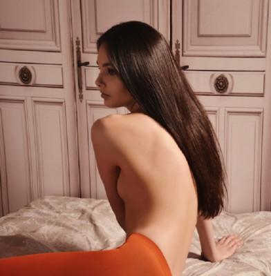 Claudia Guarnieri  nackt