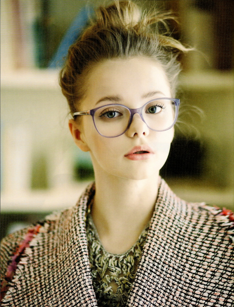 Photo of model Polina Savosh - ID 340442