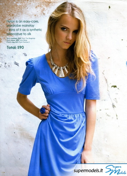 Photo of model Justina Murr - ID 347486
