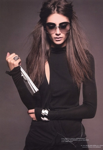 Photo of model Alexa Burns - ID 348217