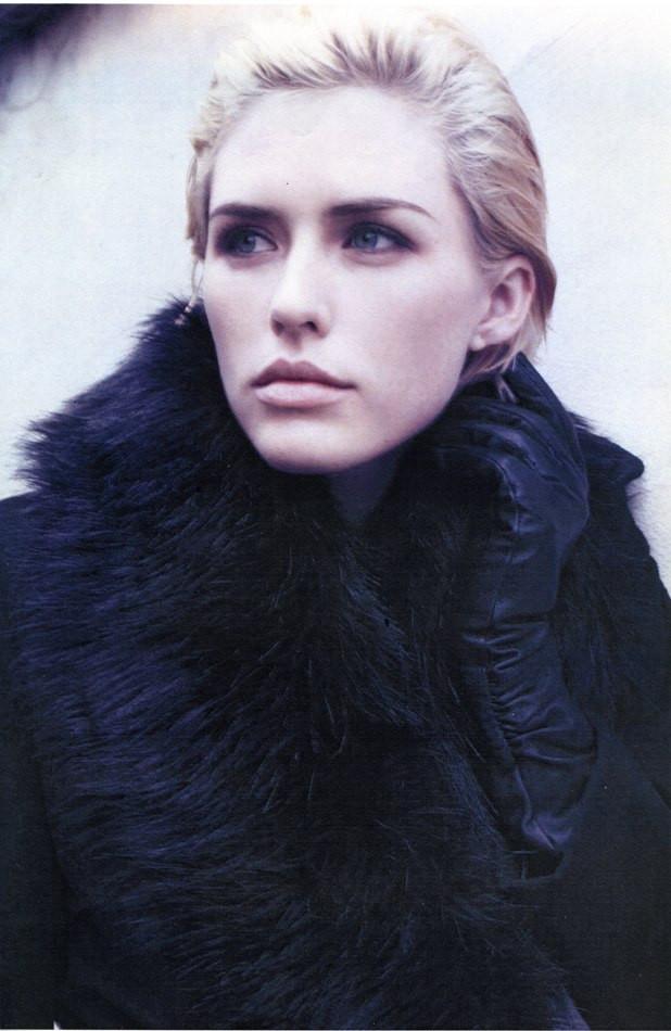 Photo of model Caroline Barcomb - ID 372650
