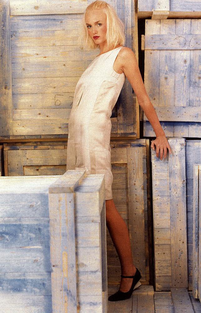 Photo of model Anne Pedersen - ID 254717
