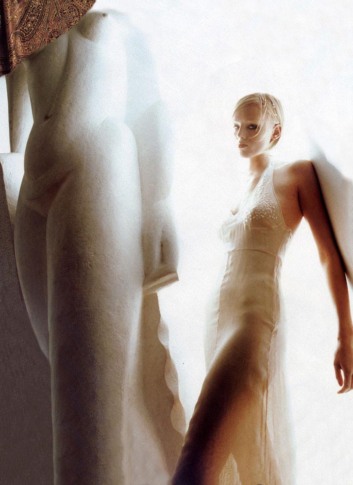Photo of model Anne Pedersen - ID 254720