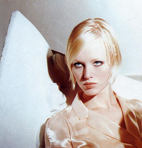 Photo of model Anne Pedersen - ID 254722