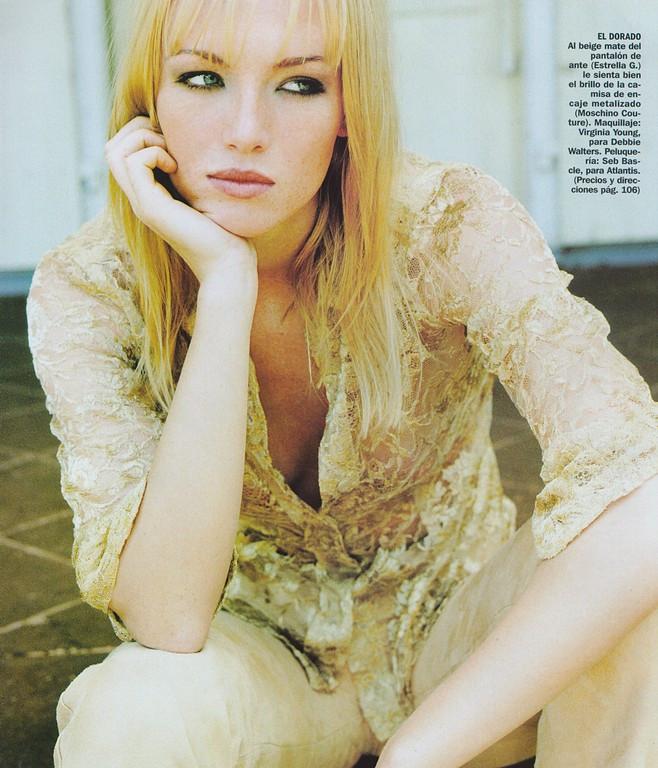 Photo of model Anne Pedersen - ID 286761