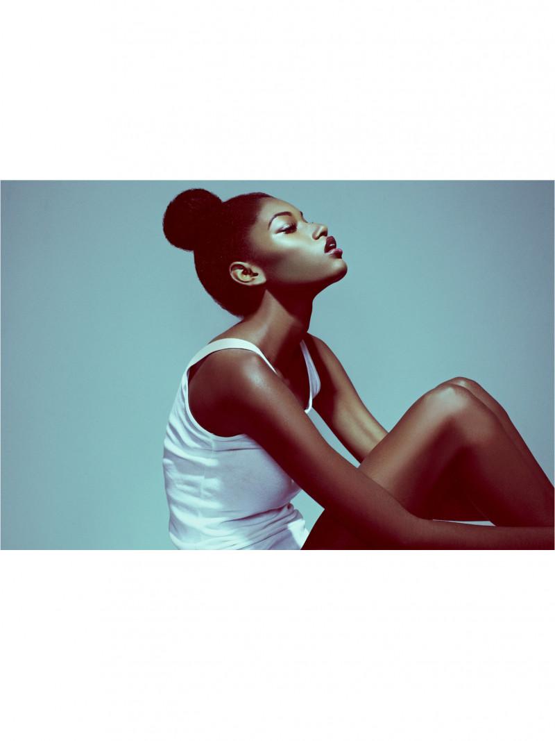 Photo of model Miyanda Jacobs-Newton - ID 425017