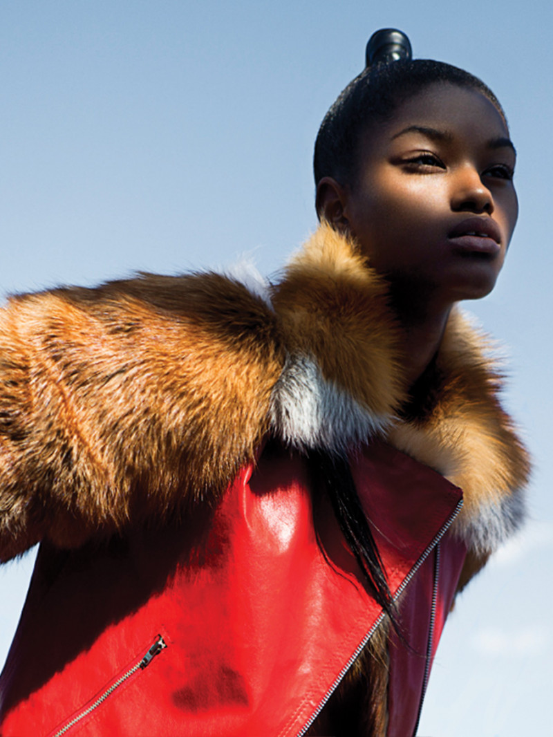 Photo of model Miyanda Jacobs-Newton - ID 425018