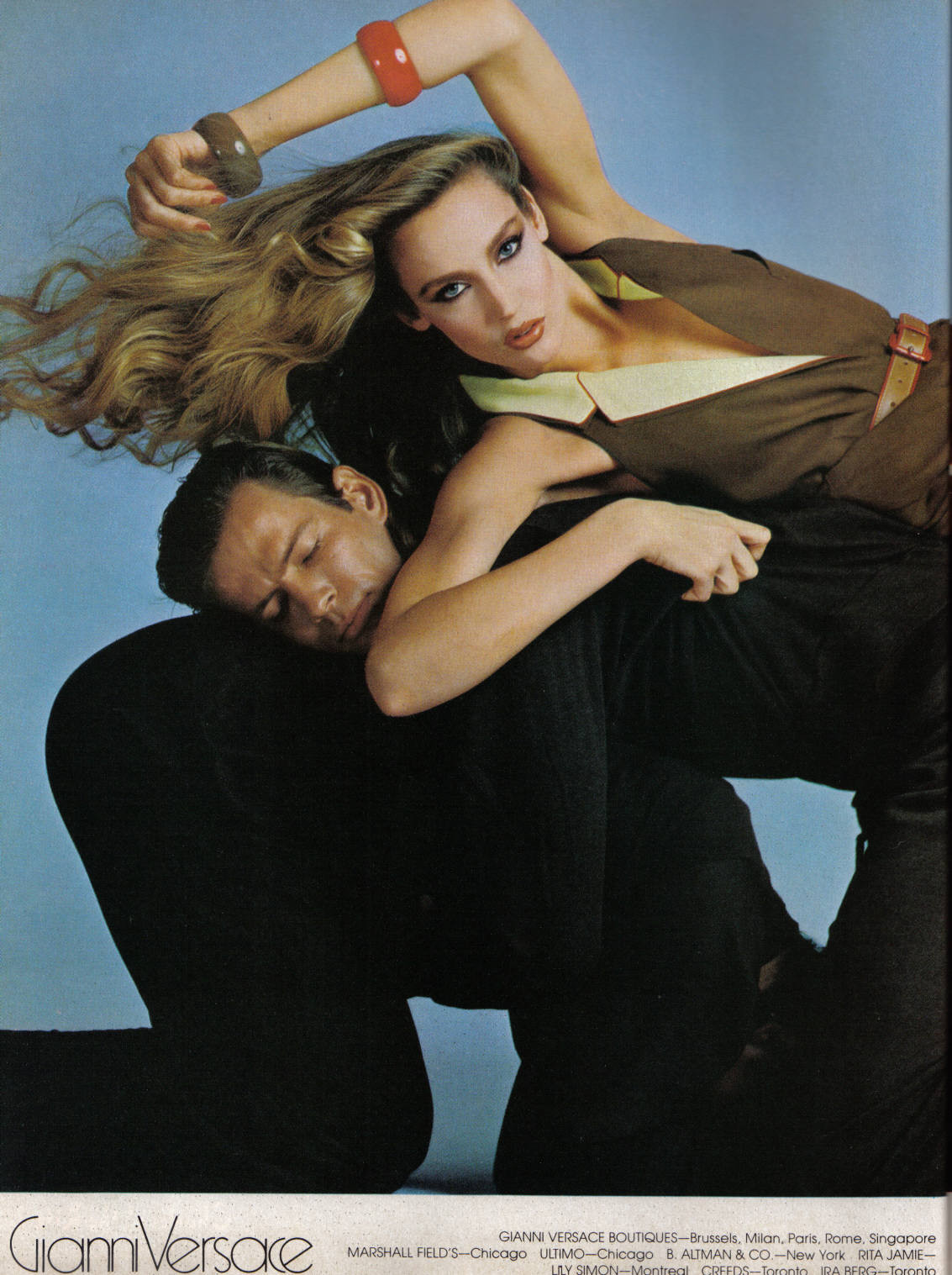 Photo of Jerry Hall - High