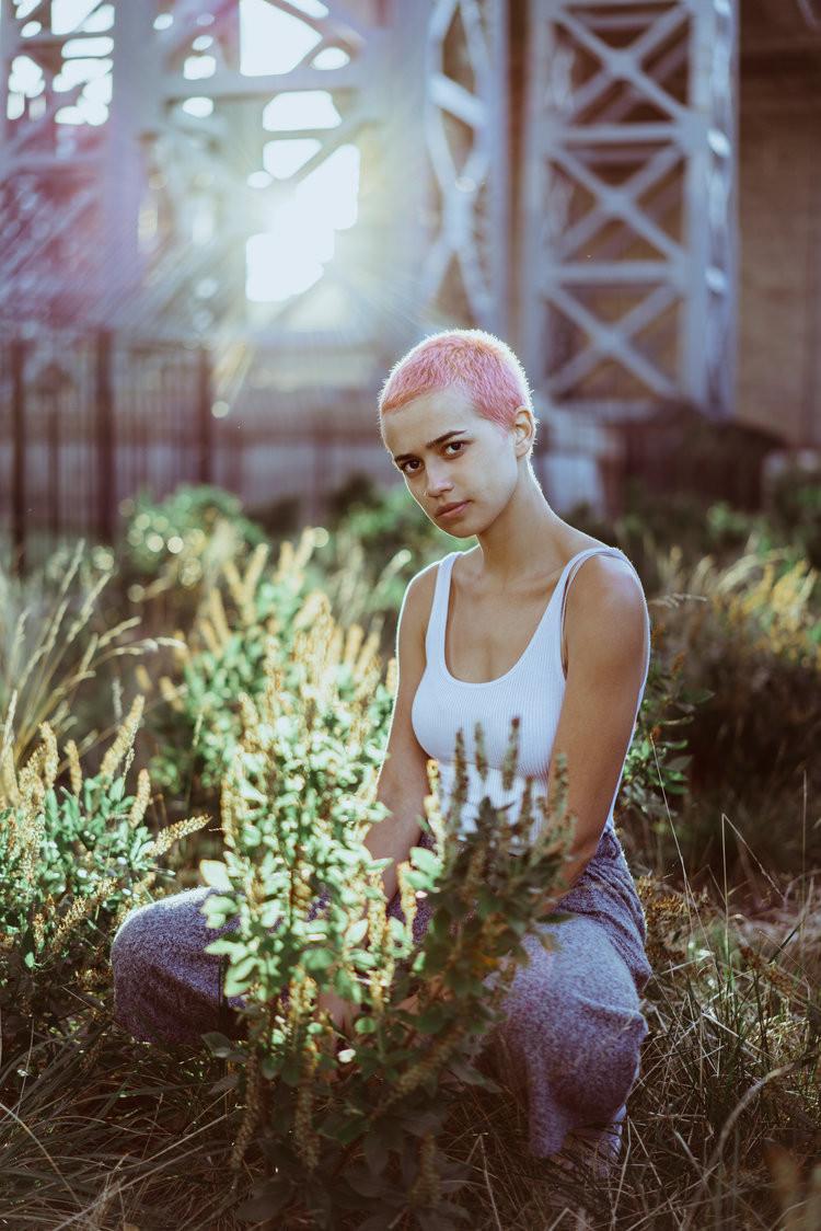 Photo of model Danielle Melendez - ID 597821