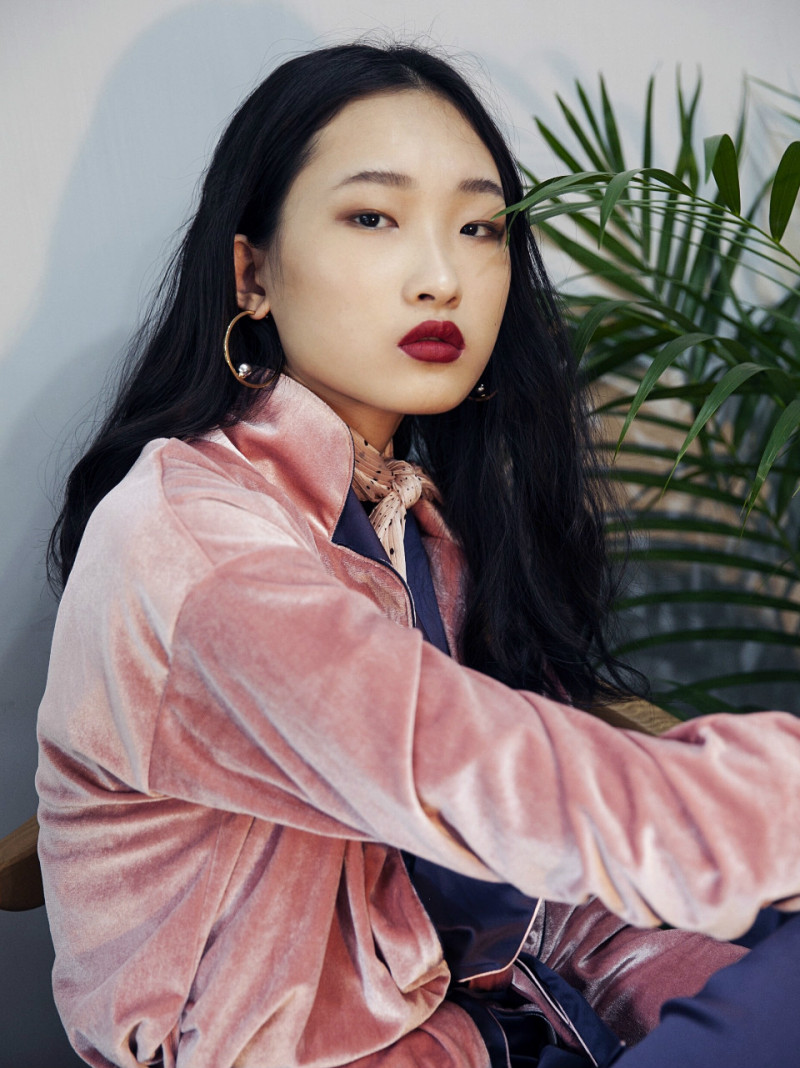 Photo of model Chuyan He - ID 597830