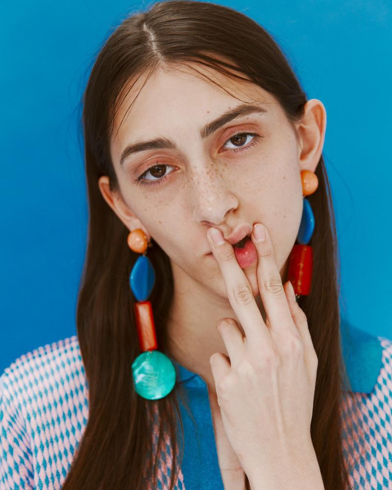 Photo of model Angele Vause - ID 603117