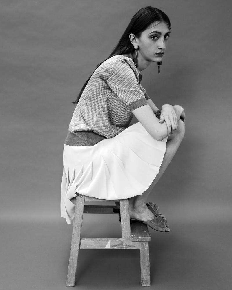 Photo of model Angele Vause - ID 603118