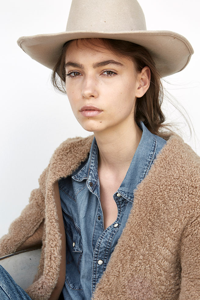 Photo of model Josephine Adam - ID 604335