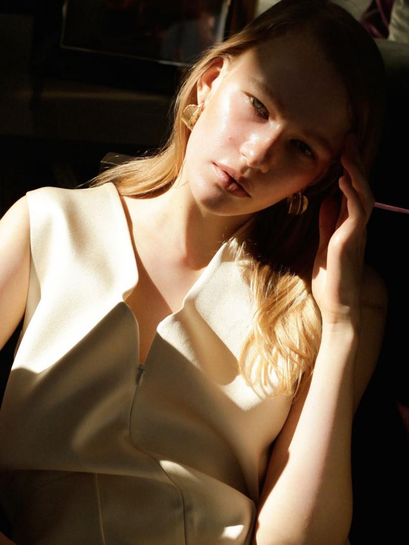 Photo of model Valeriia Merzlikina - ID 604544