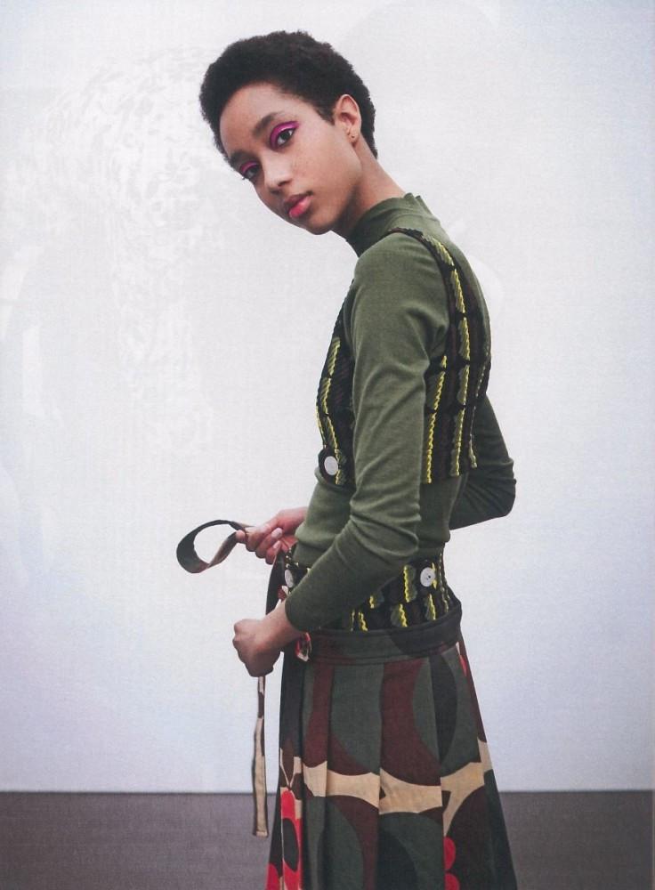 Photo of model Kekeli Lea - ID 614717