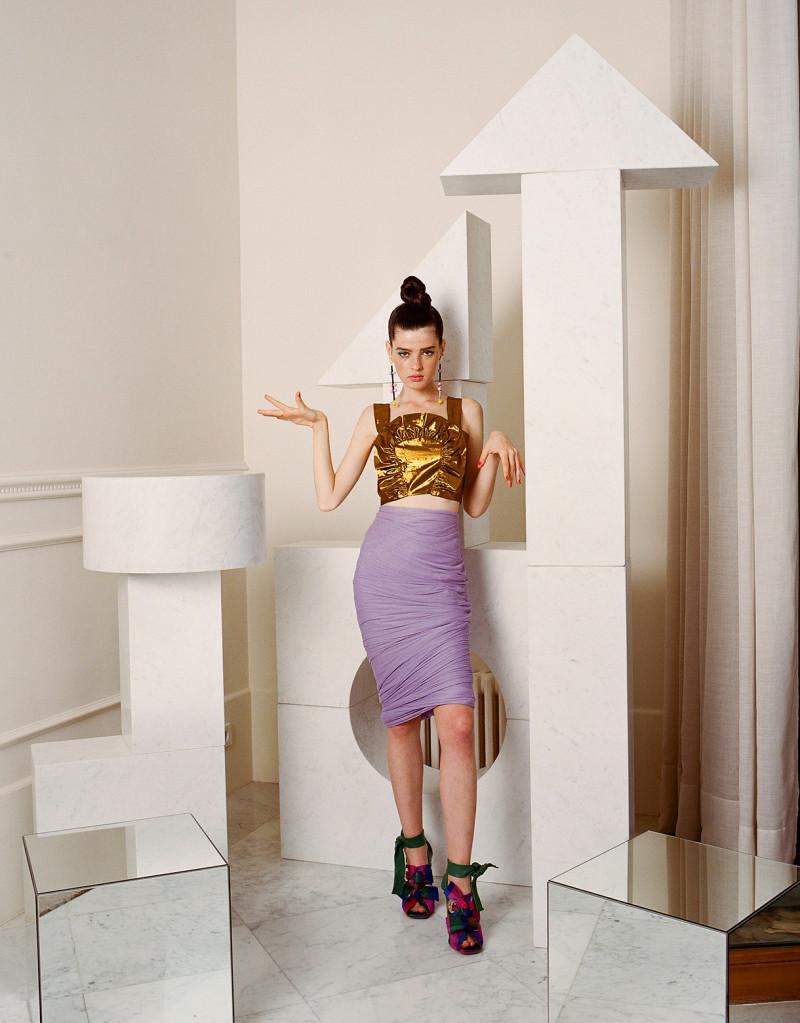 Photo of model Ksenia Bella Kirillova - ID 629433