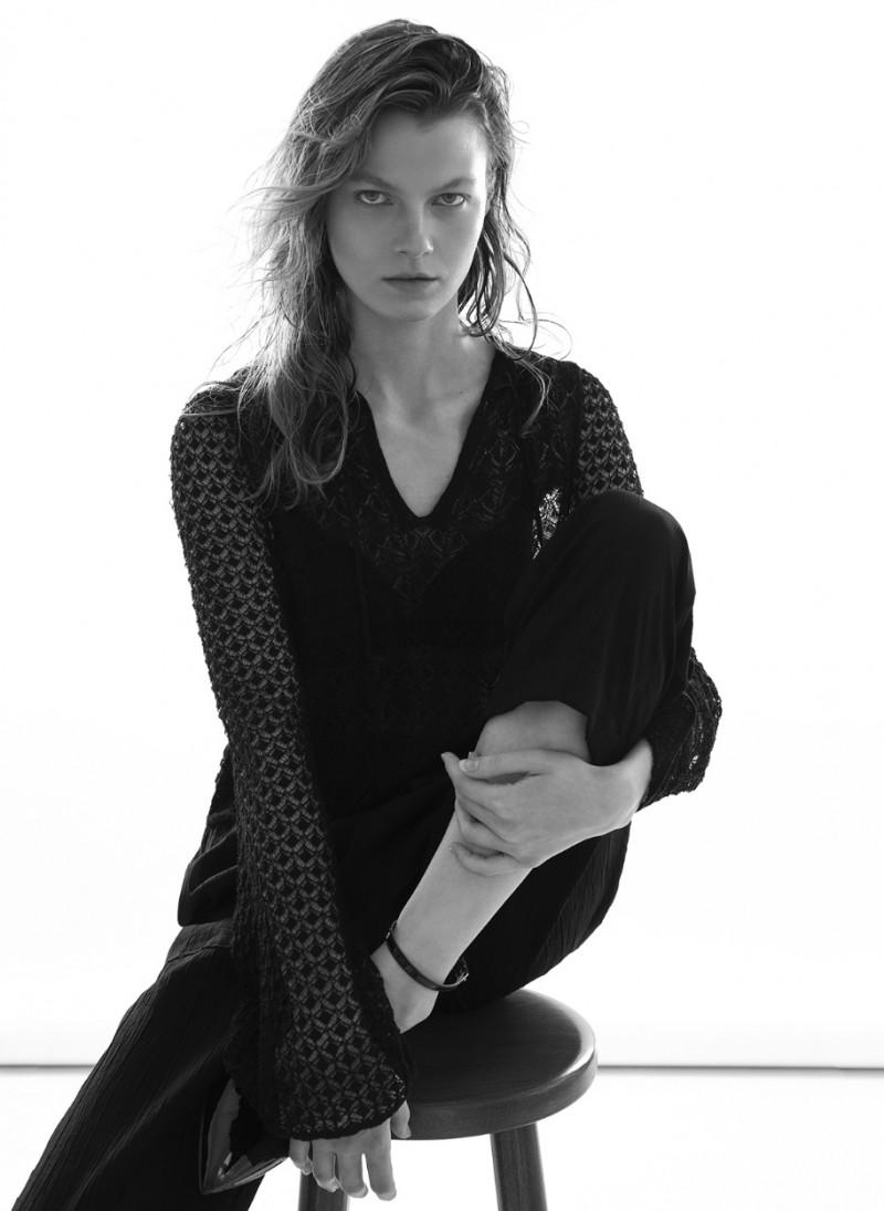 Photo of model Alexandra Steuer - ID 647839