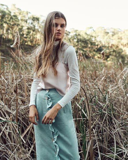 Photo of model Lottie Aaron - ID 649092