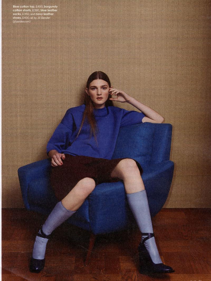 Photo of model Nastya Abramova - ID 508680