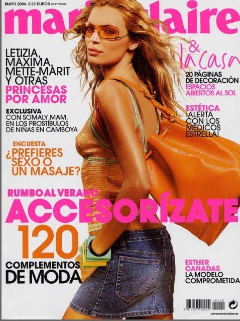 Photo of model Esther Cañadas - ID 232631