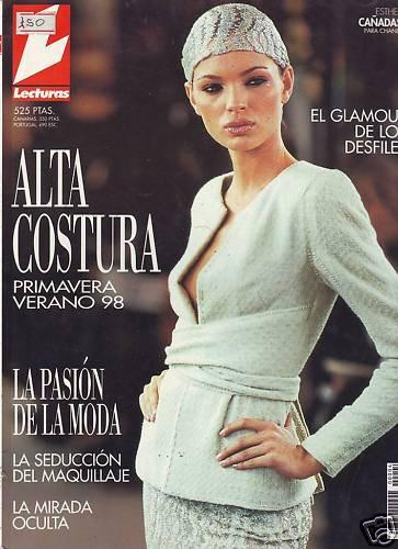 Photo of model Esther Cañadas - ID 284940