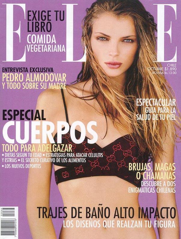 Photo of model Esther Cañadas - ID 293892
