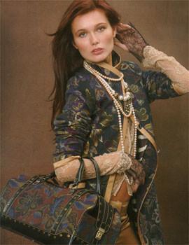 Photo of model Victoria Khadzhilova - ID 182677