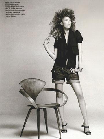 Photo of model Louise Kasprik - ID 109133