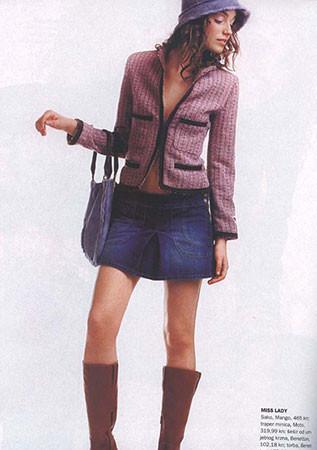 Photo of model Dijana Pavesic - ID 62579