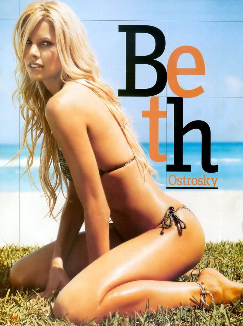 Photo of model Beth Ostrosky - ID 160279