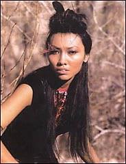 Photo of model Ainur Rustembekova - ID 3992