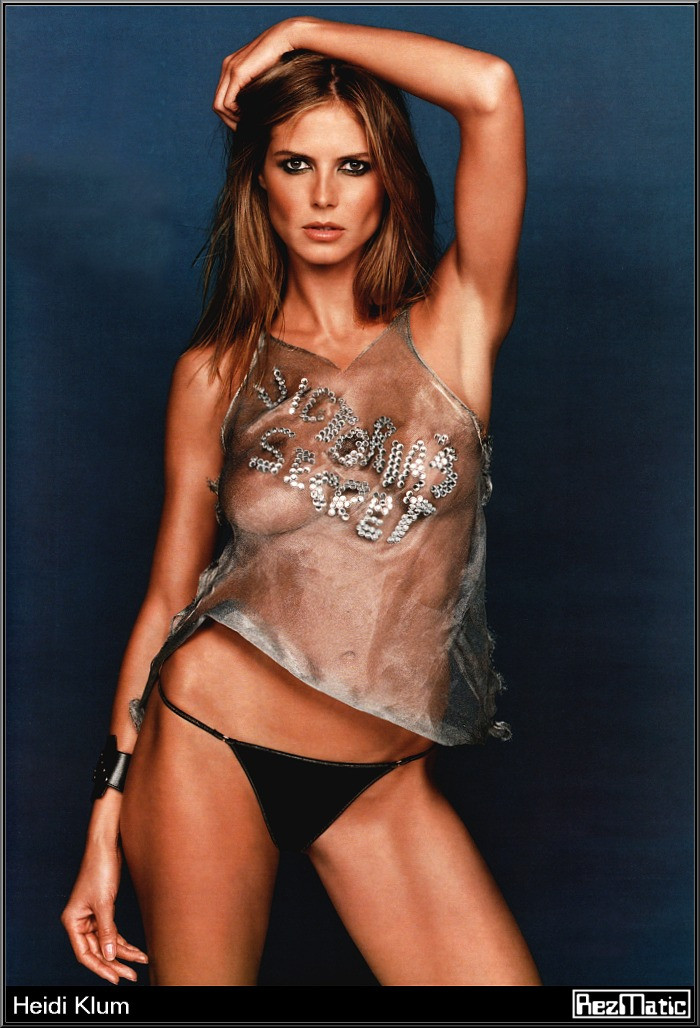 Heidi Klum - Photo - Fashion Model - ID41614