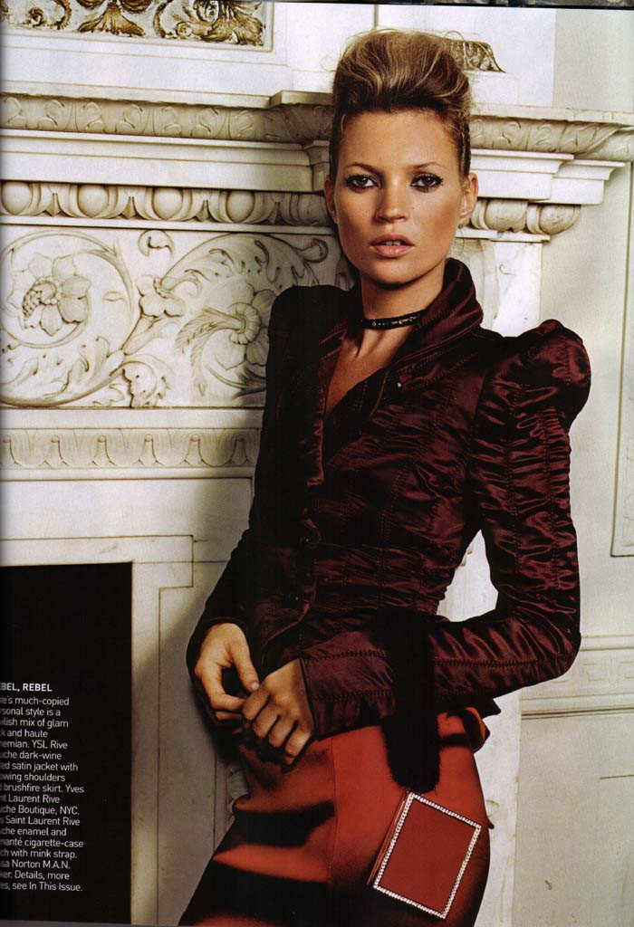 Photo of model Kate Moss - ID 260275