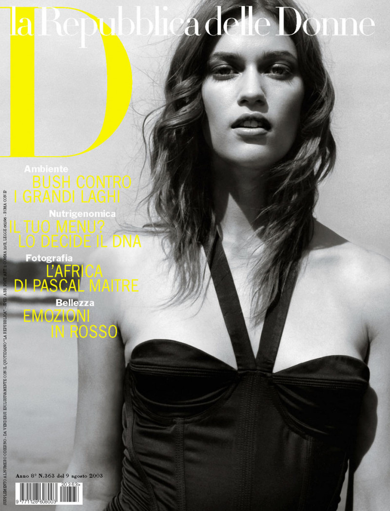 Photo of model Brigitte Marie Swidrak - ID 264552