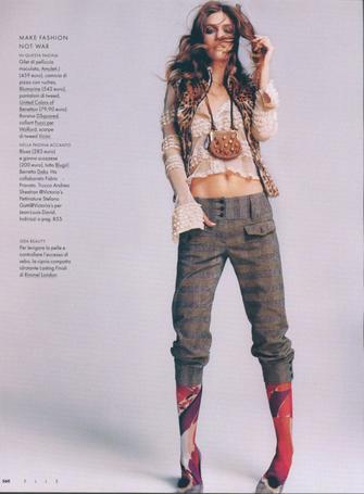 Photo of model Brigitte Marie Swidrak - ID 60148
