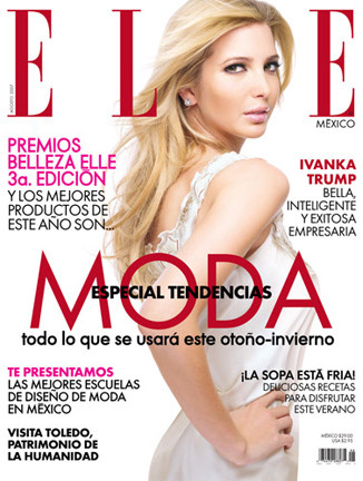 Photo of model Ivanka Trump - ID 282206