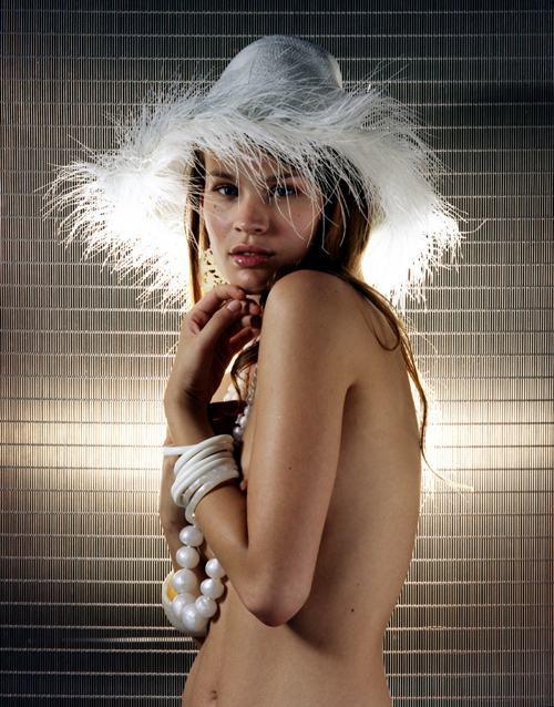 Photo of model Annika Stenvall - ID 184982
