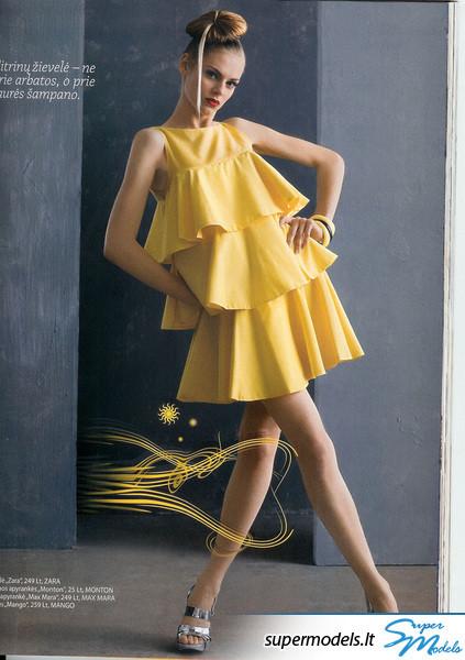 Photo of model Laura Muraskaite - ID 133666