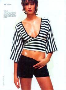 Photo of model Elina Mitrofanova - ID 84019