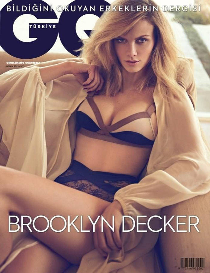 Photo of model Brooklyn Decker - ID 388031