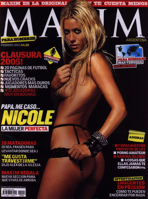 Photo of model Nicole Neumann - ID 125342