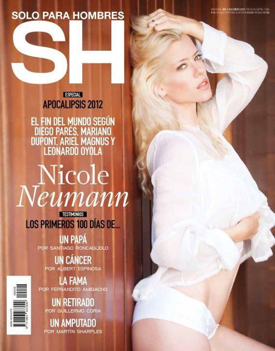 Photo of model Nicole Neumann - ID 370681